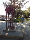 Image for The Wilkinson Memorial Drinking Fountain - Williamstown, Victoria, Australia