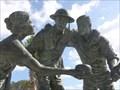 Image for Bataan-Corregidor Memorial - FEPOW - Lakefront Park - Kissimmee - Florida, USA.