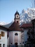 Image for Pfarrkirche Mittenwald, Bayern, Germany