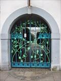 Image for Webster's Yard Entrance, Kendal, UK