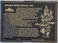 Image for Deseret Relief Society Hall ~ 553