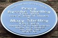 Image for Percy Bysshe & Mary Shelley - Marchmont Street, London, UK