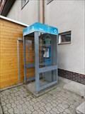 Image for Payphone / Telefonní automat - Husovo námestí, Katovice, okres Strakonice,  CZ