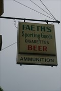 Image for Feath's Sporting Goods, Cigerettes, Beer and Ammunition- Ft Madison IA