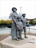 Image for Annie Moore and Brothers Anthony and Philip - Cobh, County Cork, Ireland