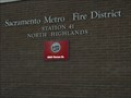 Image for Sacramento Metro Fire 41 - North Highlands CA