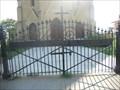 Image for St. Joseph's Church Gate - Liebenthal, KS