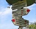 Image for Elevation Sign - Lázek, Czech Republic. 714 m