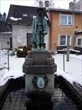 Image for Kašna s houbarem - Svratka, Czech Republic