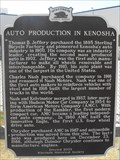 Image for Auto Production in Kenosha - Kenosha, WI