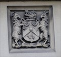 Image for City  Coat of Arms on Extension to City Hall – Bradford, UK