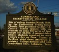 Image for Cumberland Presbyterian College