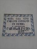 Image for Carlos de Oliveira - Coimbra, Portugal