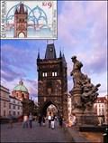 Image for The Old Town Bridge Tower / Mostecká vež - Prague (Czech Republic))