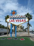 Image for Fabulous Welcome Sign - Las Vegas, NV