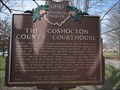 Image for The Coshocton County Courthouse 5-16