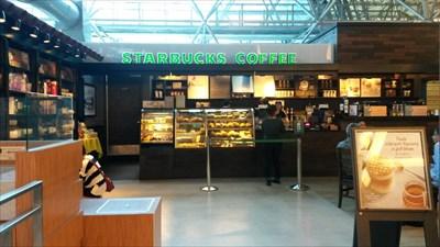 Starbucks Taoyuan International Airport Terminal 2