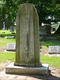 Image for Brigadier General Wilder S. Metcalf - Oak Hill Cemetery - Lawrence, Ks.