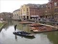 Image for Punting on the River Cam - Magdalene Bridge, Cambridge, UK