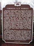 Image for Cordelia A. P. Harvey