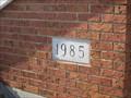 Image for 1985 - Balmoral United Church, Balmoral, ON