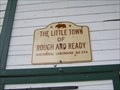 Image for The Little Town of Rough and Ready