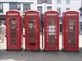 Image for Market Square Boxes – Ripon, UK