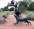 Image for Winchester and Boy, Santa Fe, New Mexico