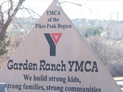 garden ranch ymca colorado springs co ymca ywca on waymarkingcom - Garden Ranch Ymca