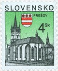 Image for Prešov - Co-cathedral of St. Nicholas / Konkatedrala Sv. Mikuláša (East Slovakia)