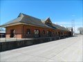 Image for Missouri Pacific Depot - Pleasant Hill Downtown Historic District - Pleasant Hill, Mo.