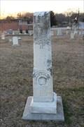 Image for Richard M. Haden -- Oakwood Cemetery, Tyler TX