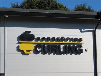 Norrköping Curling Club, Logo on Side, Norrköping, Sweden