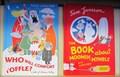 Image for Moomin Sighting at the West Jordan Library - West Jordan, Utah USA