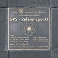 Image for N 50° 06,657 E 08° 40,912 - GPS-Referenzpunkt — Frankfurt am Main, Germany