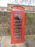 Image for Red Telephone Box - Kew Green, London, UK