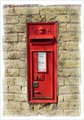 Image for Victorian Post Box - Goodwin Road, St Lawrence, Kent UK