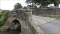 Image for Stone Bridge 16 On The Peak Forest Canal – Marple, UK