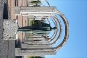 Image for Estátua de A. Lincoln - Azeitão, Portugal