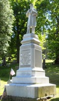 Image for Soldiers Monument - Bradford, PA
