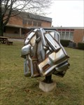 Image for Abstract Sculpture - SUNY Broome - Binghamton, NY