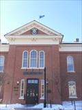 Image for Hôtel de Ville, Salle du Conseil et Cour Municipale.   -Saint-Jérôme.   -Québec.