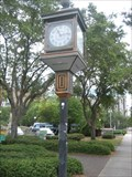 Image for Wachovia Corner Clock - St Petersburg, FL
