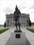 Image for Massasoit by Cyrus E. Dallin - Salt Lake City, Utah