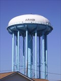 Image for Water Tower  -  Arabi, LA