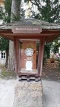 Image for Wetterhäuschen im Kurpark Bad Reichenhall - Bayern, Germany