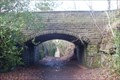 Image for Bridge over Calverley Cutting, Clara Drive, Calverley, Leeds, West Yorkshire.