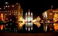 Image for Temple Square Christmas Lights - Salt Lake City, UT