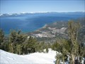 Image for Stateline, Nevada from Heavenly Mountain - South Lake Tahoe, CA