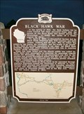 Image for Black Hawk War Historical Marker